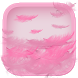Pink Feather Live Wallpaper by Top Live Wallpapers HQ