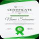Certificate Maker by kikov