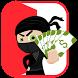 Cashninja - Free Recharge App by Verve Techno