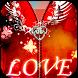 Love Zipper Lock by Globe Apps