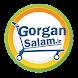 سوپرمارکت اینترنتی گرگان سلام by PartoDesign