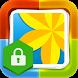 Fingerprint Gallery Locker by zidbox