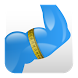 Body Measurement, Body Fat and Weight Loss Tracker by Cook Applications - Workouts, Health and Utility