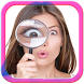Loupe Microscope Camera Pro by Stroika Inc