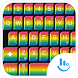 Keyboard Theme GradientRainbow by Luklek