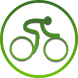 Eco Bicycle – Cycling Tracker by Fitness Apps 24