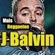 J Balvin Songs & Musica Letras by DNAppStudio