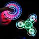 Laser Led Fidget Hand Spinner by DEV PLATFORMER GAMES