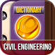 Civil Engineering Dictionary by LAQMED