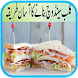 Sandwich Recipes in Urdu