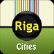 Riga Offline Travel Guide by Swan IT Technologies
