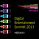 Wiggin Digital Summit 2013 by Shoutem, Inc.