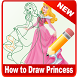 How To Draw Princess by Solutions Dev