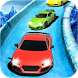 Frozen Water Slide Car Racing Game - Best App 2017 by Galaxol - Action & Simulation Games