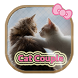 Lovely Cat couple theme by cooltheme888