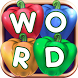 Words Mix - cool stress relief by Nika Entertainment - candy puzzle adventure