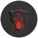 Red-In-Black - icon pack by An_Arj_Art