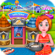 Class Trip Takka Tak Sea Food Maker Game