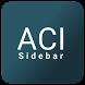 ACI Sidebar by bth apps