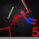 Stickman Warriors 5 Final battle by Stickman warrior game