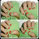 Beautiful Nail Arts Design by Sundra Dev