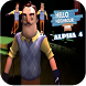 Guide Hello neighbor alpha4 by akidevv