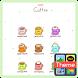 커피_HOT 카톡 테마