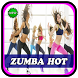 Dance Zumba Super Hot by DISTRO_APPS