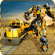 Futuristic Train Real Robot Transformation Game by Kick Time Studios