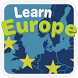 Learn Europe by Sprite 2D Games