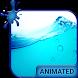 Wave Splash Animated Keyboard by Wave Design Studio