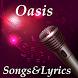 Oasis Songs&Lyrics by MutuDeveloper