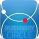 Rushway Circle by AppMalaya