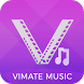 vimate music audio video player by duomob studio