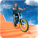 Impossible Bicycle Tracks Sim by Action Uni