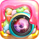 Makeup sweet candy selfie pro by Insta g brown App