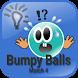 Bumpy Balls Match 4 by Stefan Heinsen