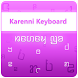 Karenni Keyboard by KB Infotech