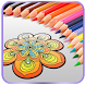 Mandala Coloring Book 4 Adults by Free Photo Montage Apps