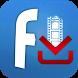 Super Video downloader for Facebook by kingame