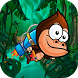 Hungry Jungle Monkey by kawkabe player