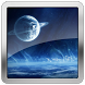 Ice Galaxy HD Live Wallpaper by Space Mega Labs