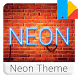 Neon Xperia™ Theme by Twenty Two