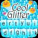 Cool Glitter Keyboard Theme by Echo Keyboard Theme