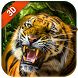 Moving Tiger Live Wallpaper by Weather Widget Theme Dev Team