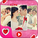 Valentine Love Slideshow Maker by Video App Zone