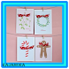 Christmas Greeting Cards by Rajamora