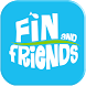Flappy Fin & Friends Game by Go Games Ltd