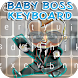 Keyboard Theme For Baby Boss by Salah Mansouri