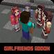 Mod Girlfriends Addon for MCPE by Suwana Vairojana